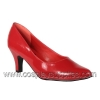 DIVINE-420 Red Patent